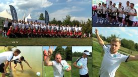 Impressionen: Mercedes-Benz Bank Footgolf Cup 2016
