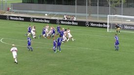 Highlights: VfB Stuttgart U17 - SpVgg Unterhaching