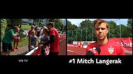 Interview mit VfB Keeper Mitch Langerak