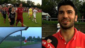 Highlights: VfB Stuttgart - Spartak Moskau