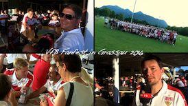 Impressionen vom Fanfest in Grassau