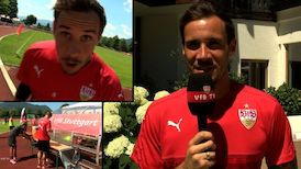Interview mit VfB Torhüter Jens Grahl