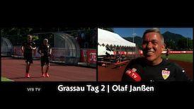 Fazit Tag 2: Olaf Janßen im Interview