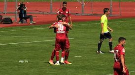 Highlights: FC Wohlen - VfB Stuttgart
