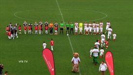 Highlights: SC Pfullendorf - VfB Stuttgart