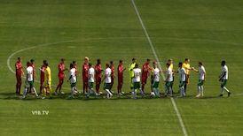 Highlights Testspiel: VfB Stuttgart - FC St. Gallen