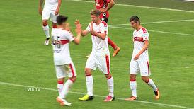 Highlights: SG Sonnenhof Großaspach - VfB Stuttgart