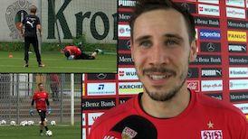Im Interview: VfB Neuzugang Jens Grahl